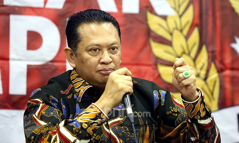Bamsoet: Tindak Tegas Setiap Pelanggaran Kedaulatan Indonesia di Natuna - JPNN.com