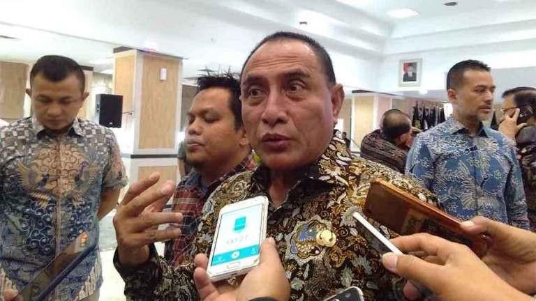 Sempat Ikut Ratas dengan Menhub yang Positif Corona, Begini Kondisi Gubernur Edy Rahmayadi - JPNN.com