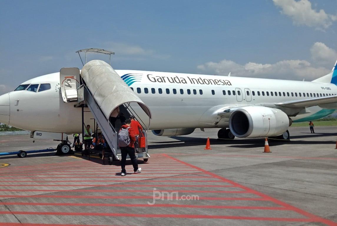 Penumpang GA Rute New Delhi-Fuji Meninggal, Begini Penjelasan Garuda Indonesia - JPNN.com