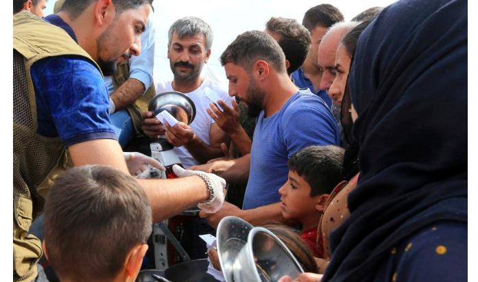 120 Ribu Orang Melarikan Diri dari Perang di Suriah - JPNN.com