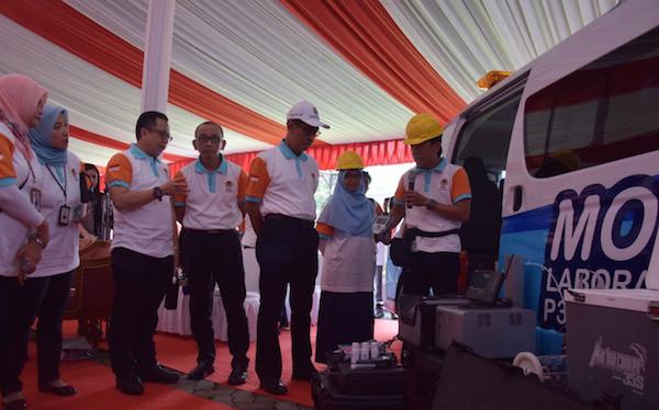 Mobil Laboratorium KLHK Bakal Dioperasikan di Lima Provinsi Sekaligus