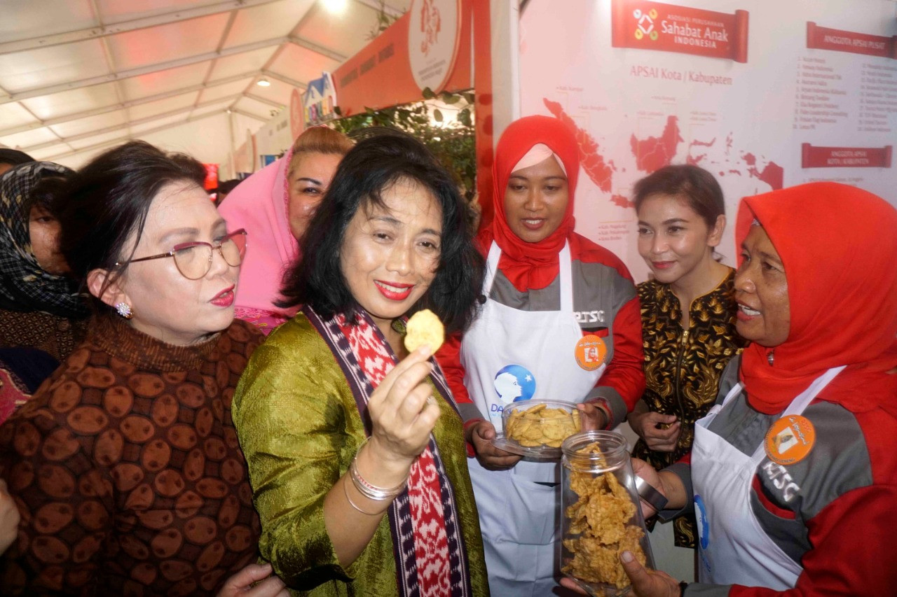 Danone Indonesia Dukung Total Pemberdayaan Perempuan