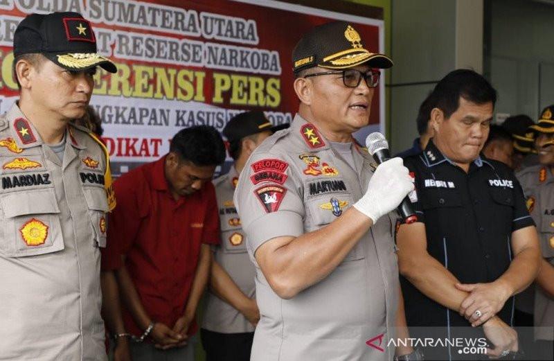 Dor! SU Ditembak Mati, Begini Penjelasan Kapolda Sumut - JPNN.com