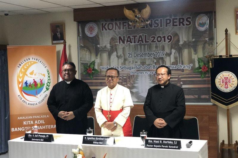 Kardinal Suharyo: Kebersamaan di Masyarakat Makin Luntur - JPNN.com