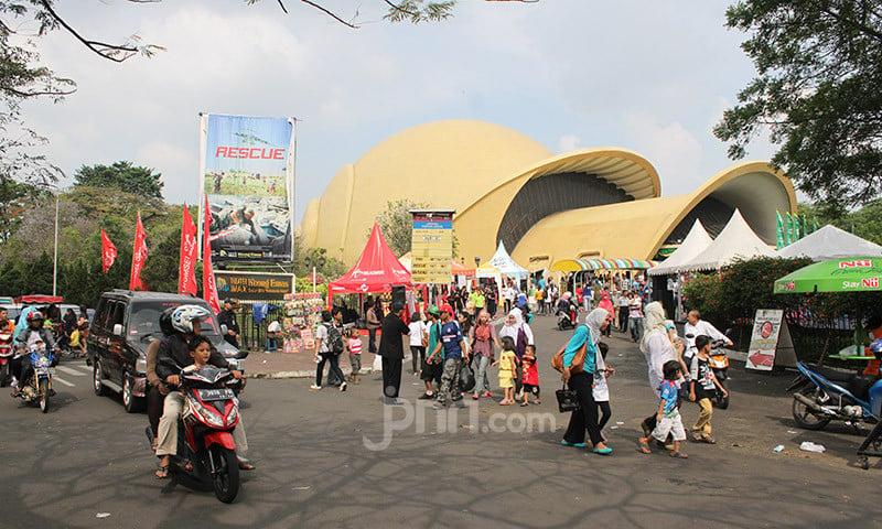 Pemerintah Minta Yayasan Keluarga Soeharto Angkat Kaki dari TMII - JPNN.com