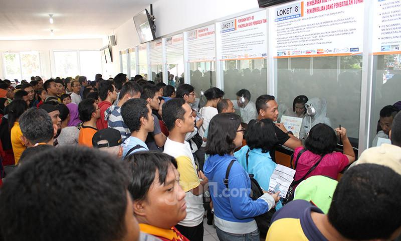 37 Ribu Tiket Kereta Api Mudik Lebaran sudah Laku Terjual, Buruan! - JPNN.com