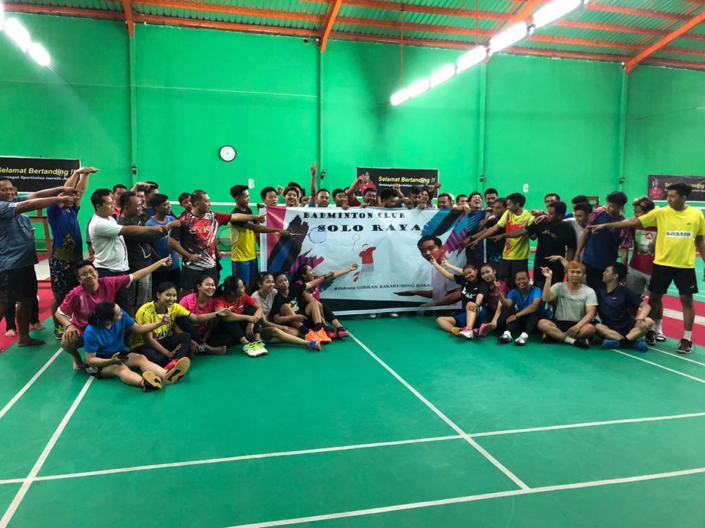 Atlet Badminton Solo Raya Dukung Gibran bin Jokowi Maju Pilkada - JPNN.com