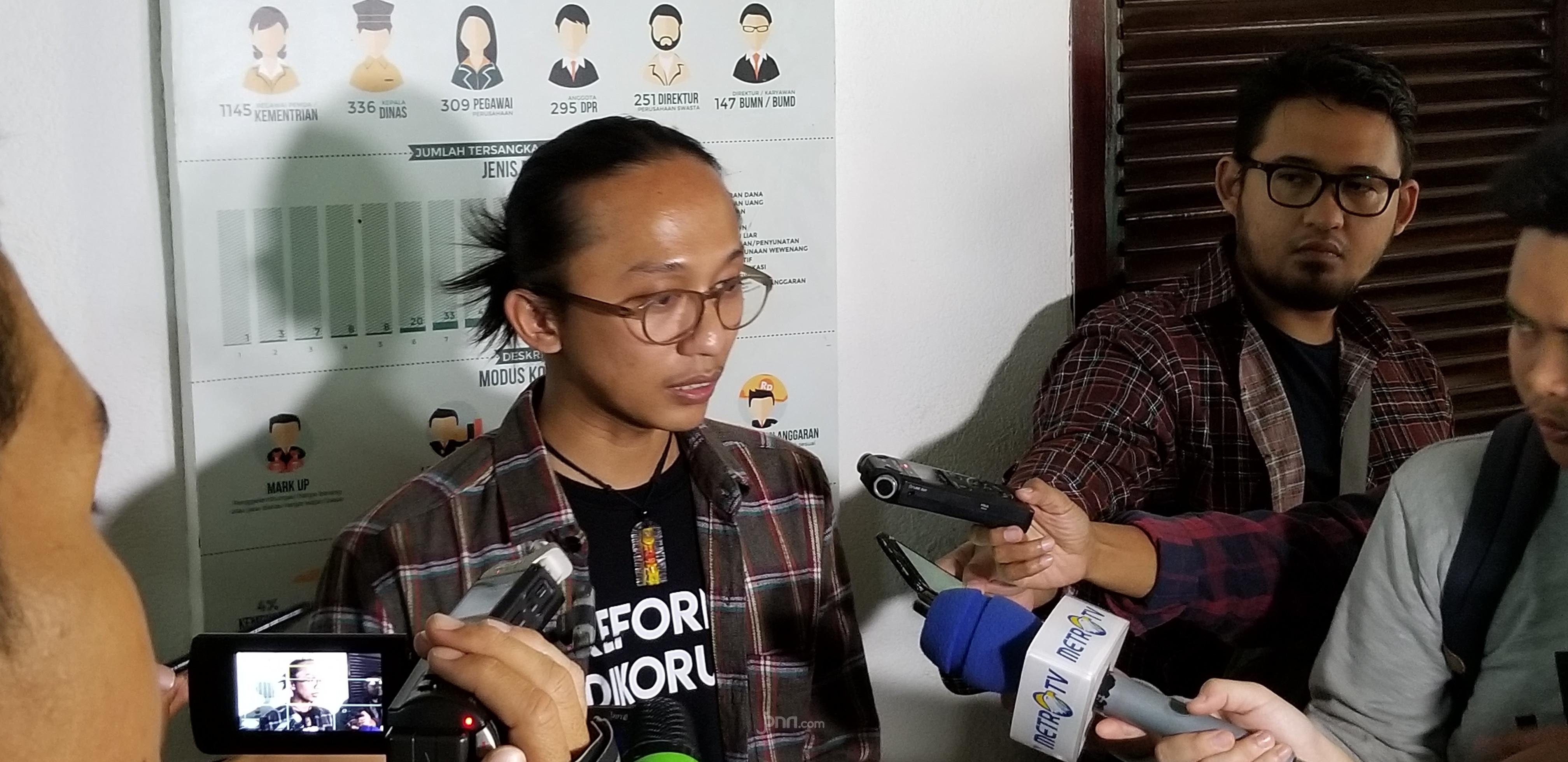 ICW: Polisi Terkesan Menutupi Dua Pelaku Penyiram Novel Baswedan - JPNN.com