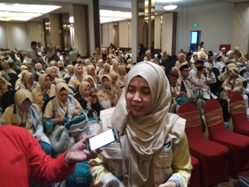 Akhir Tahun, Anamta Tour & Travel Berangkatkan Ratusan Jemaah Umrah - JPNN.com