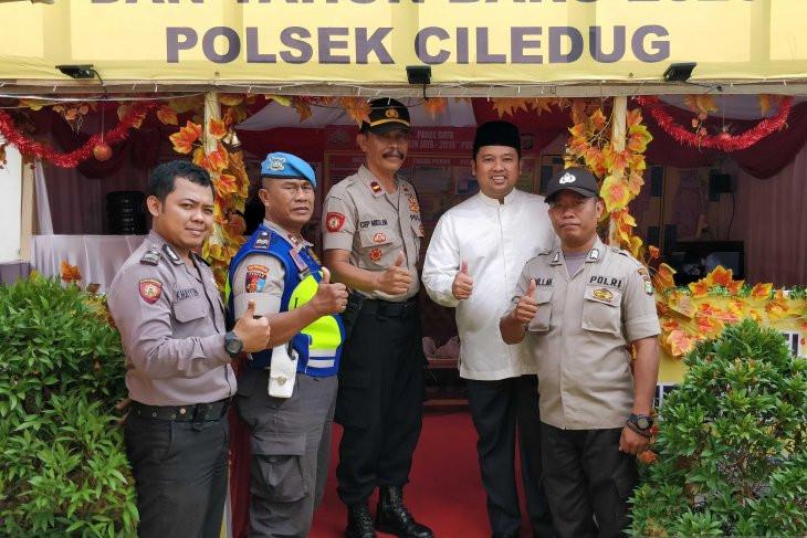 Perayaan Natal Kondusif, Wali Kota Tangerang: Terima Kasih TNI-Polri - JPNN.com