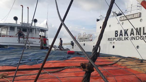 Bakamla RI Tingkatkan Operasi Patroli Laut di Perairan Wilayah Zona Tengah - JPNN.com