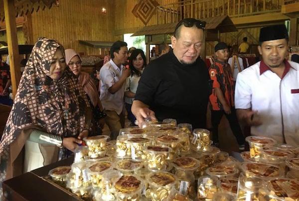 Ketua DPD RI Bantu Memperjuangkan Aspirasi Pengusaha Cokelat - JPNN.com