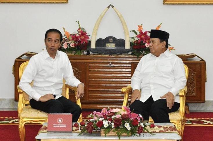 Prabowo Selalu Meminta Arahan Presiden Jokowi