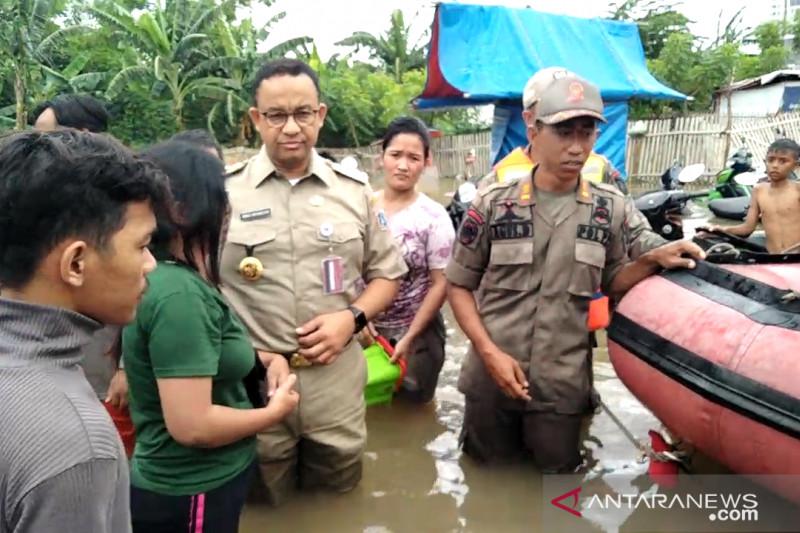 5 Berita Terpopuler: Banjir Jakarta, Anies Baswedan Disindir, Ahok Dirindukan, FPI Dipuji - JPNN.com