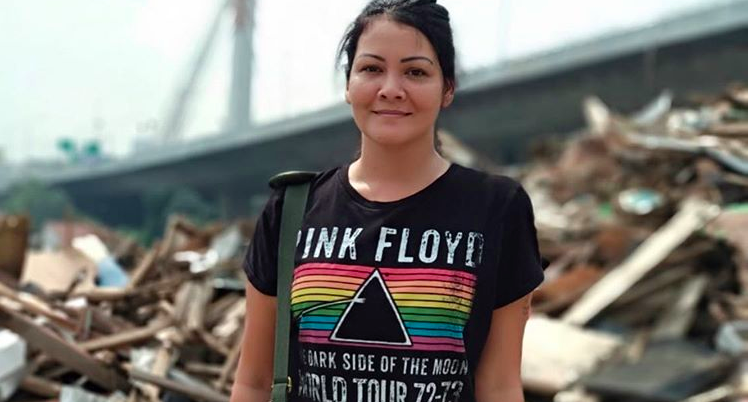Jakarta Banjir, Melanie Subono: Enggak Berbuat Apa-apa Cuma Congor Doang - JPNN.com