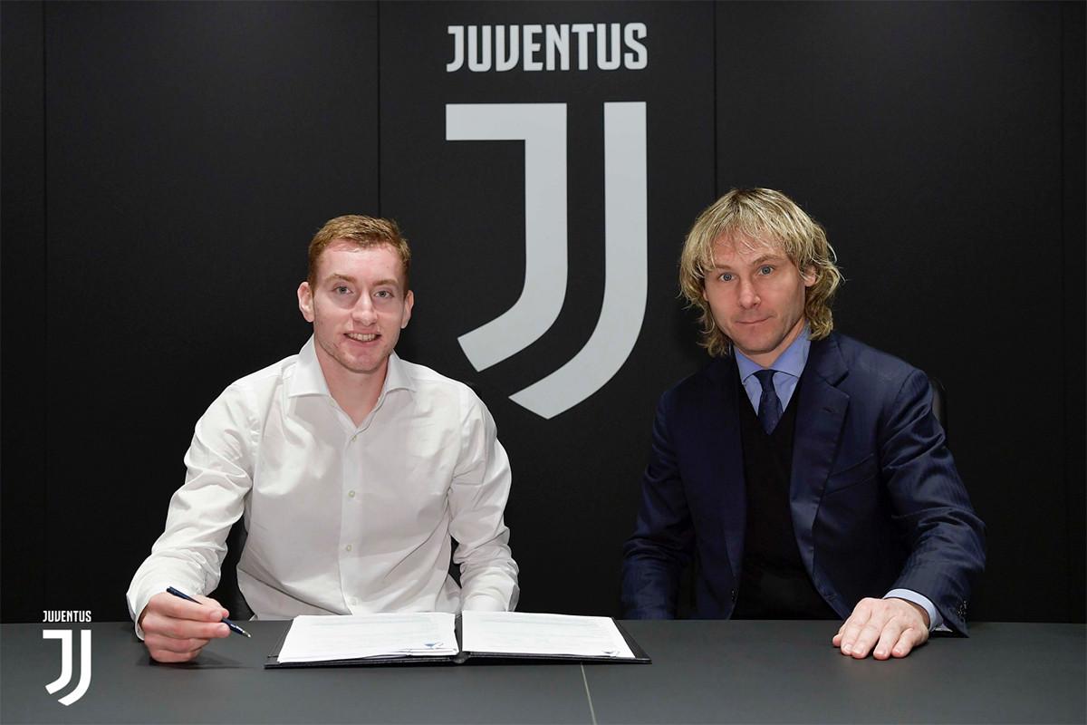Dejan Kulusevski Resmi Berlabuh di Juventus - JPNN.com