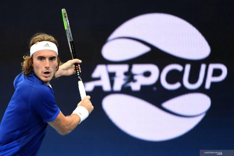 ATP Cup 2020: Kanada Pukul Yunani, Belgia Libas Moldova - JPNN.com