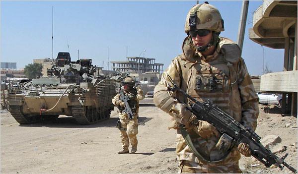 Jerman dan Slovakia Kurangi Jumlah Pasukan di Irak - JPNN.com