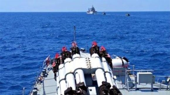 Laut China Selatan Memanas, TNI AL Kerahkan 4 KRI ke Perairan Natuna Utara - JPNN.com