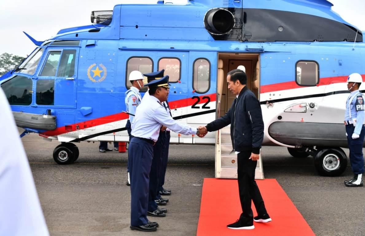 Instruksi Presiden Jokowi ke Panglima TNI, Basuki, dan Doni