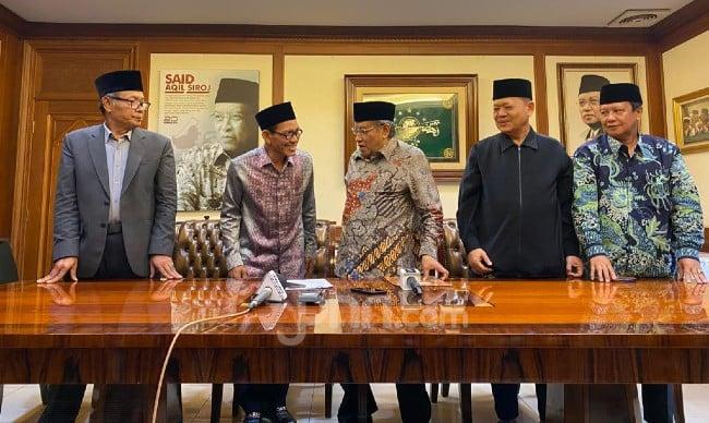Soal Masuknya Kapal Tiongkok, Said Aqil: Mati Membela Tanah Air Termasuk Mati Sahid - JPNN.com