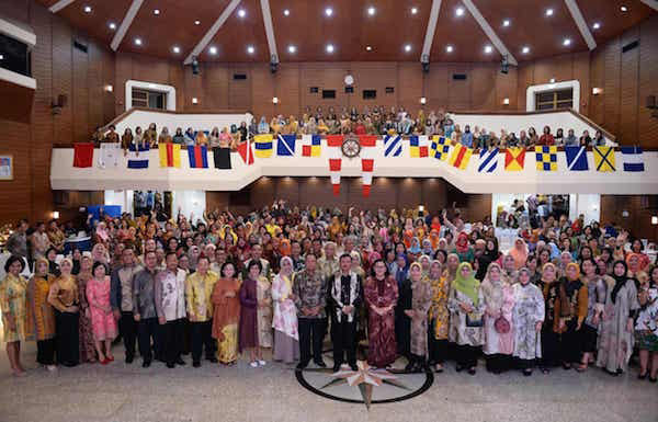 Kowal Harus Berkontribusi Dalam Keberhasilan Organisasi TNI AL