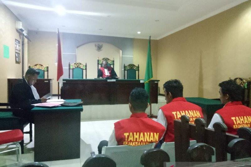 Terdakwa Penjual Amunisi Jefri Albinus Dituntut Enam Tahun Penjara - JPNN.com