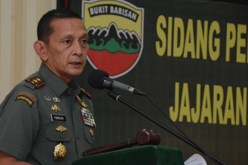 Personel Bukit Barisan Siap Memperkuat Natuna - JPNN.com
