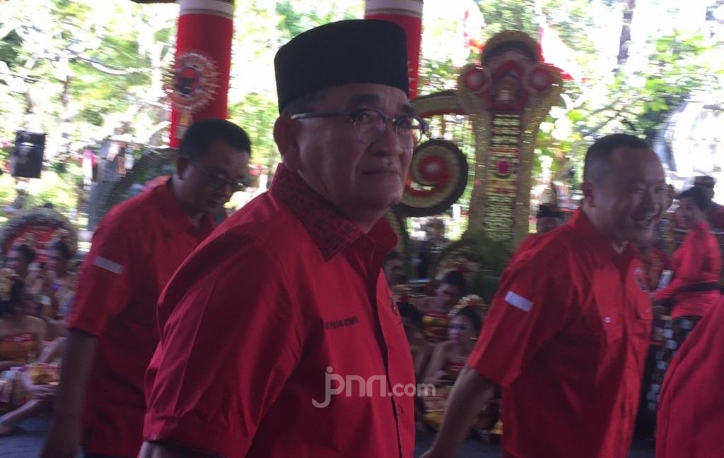 Reaksi Ruhut Sitompul Soal Pernyataan Pramono Anung yang Larang Jokowi ke Kediri - JPNN.com