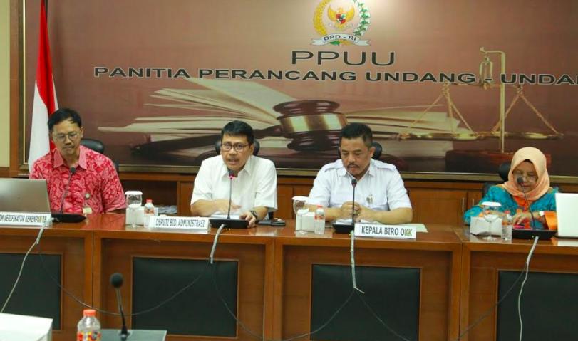 DPD RI Terus Tingkatkan Perwujudan Reformasi Birokrasi - JPNN.com