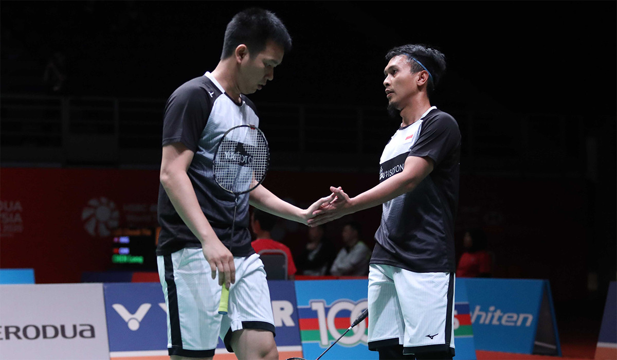 Daddies Belum Dapat Masalah di Malaysia Masters 2020 - JPNN.com