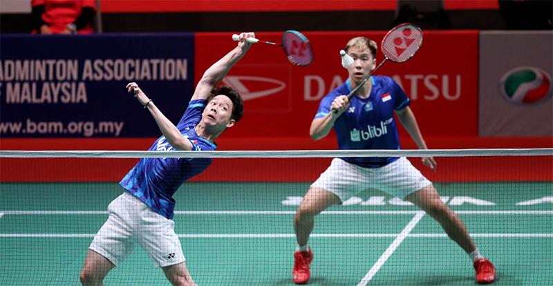 Dari 80 Tempat di 16 Besar Malaysia Masters 2020, Cuma 8 dari Indonesia - JPNN.com