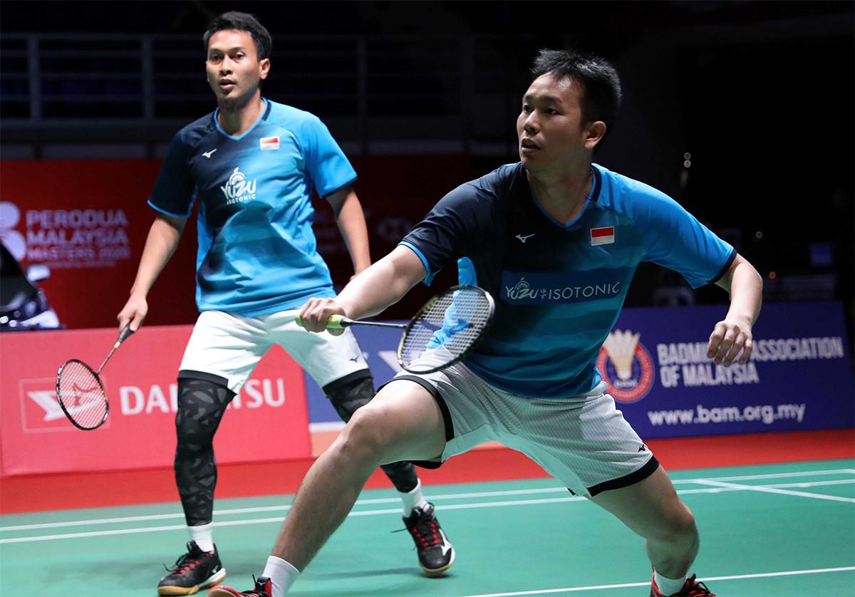 Pengakuan Daddies Setelah Masuk ke Semifinal Malaysia Masters 2020 - JPNN.com