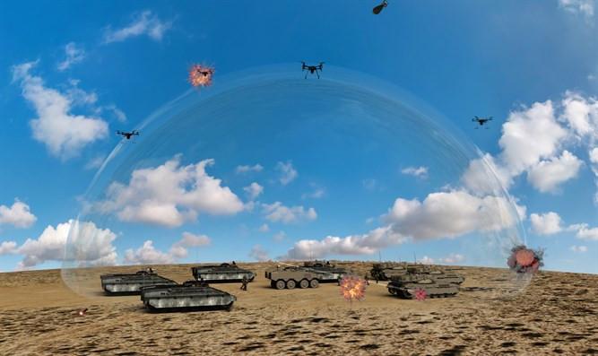 Israel Kembangkan Laser Canggih Antiserangan Udara - JPNN.com
