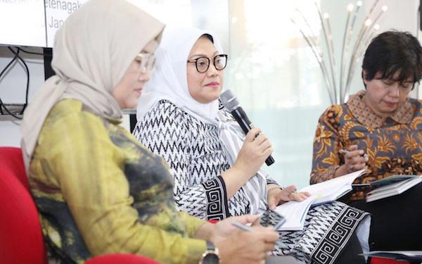 Soal Omnibus Law, Menaker: Di Dada Kami Ada Buruh  - JPNN.com