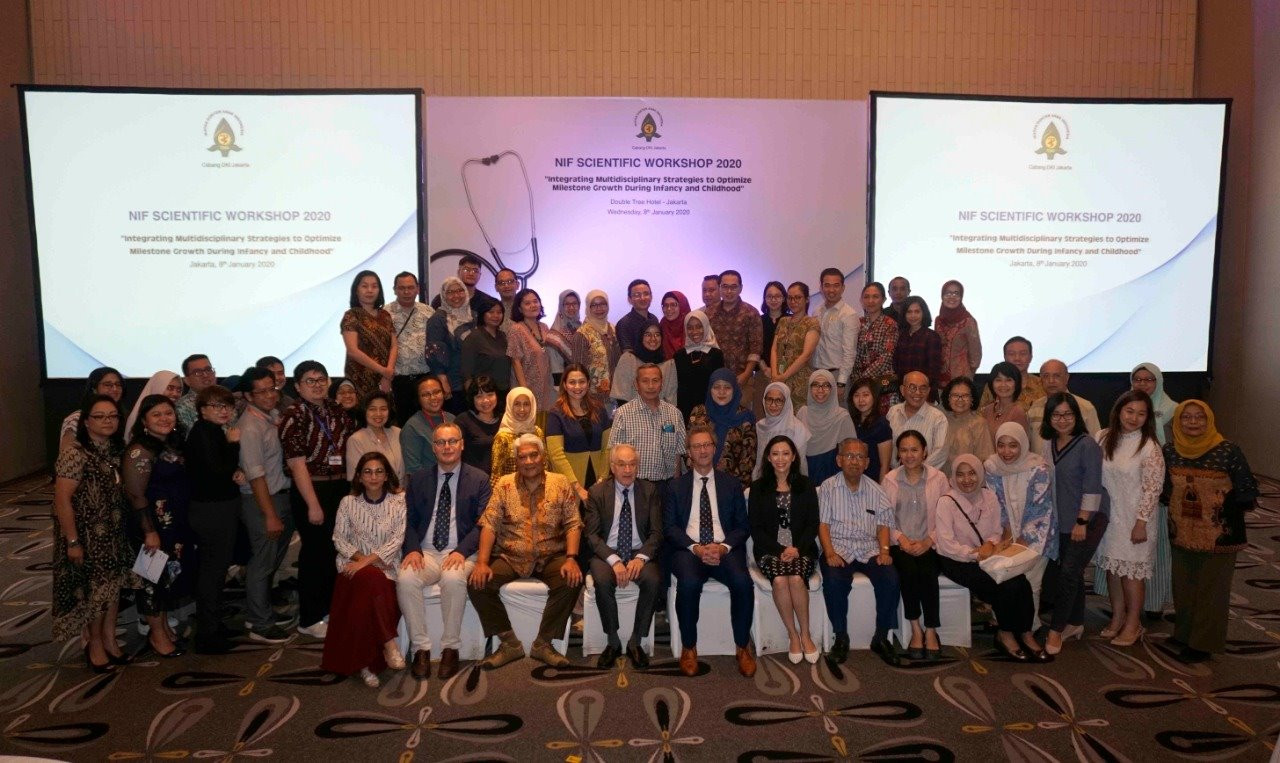 Cara Nutricia Indonesia Foundation Tingkatkan Kemampuan Dokter Spesialis Anak - JPNN.com