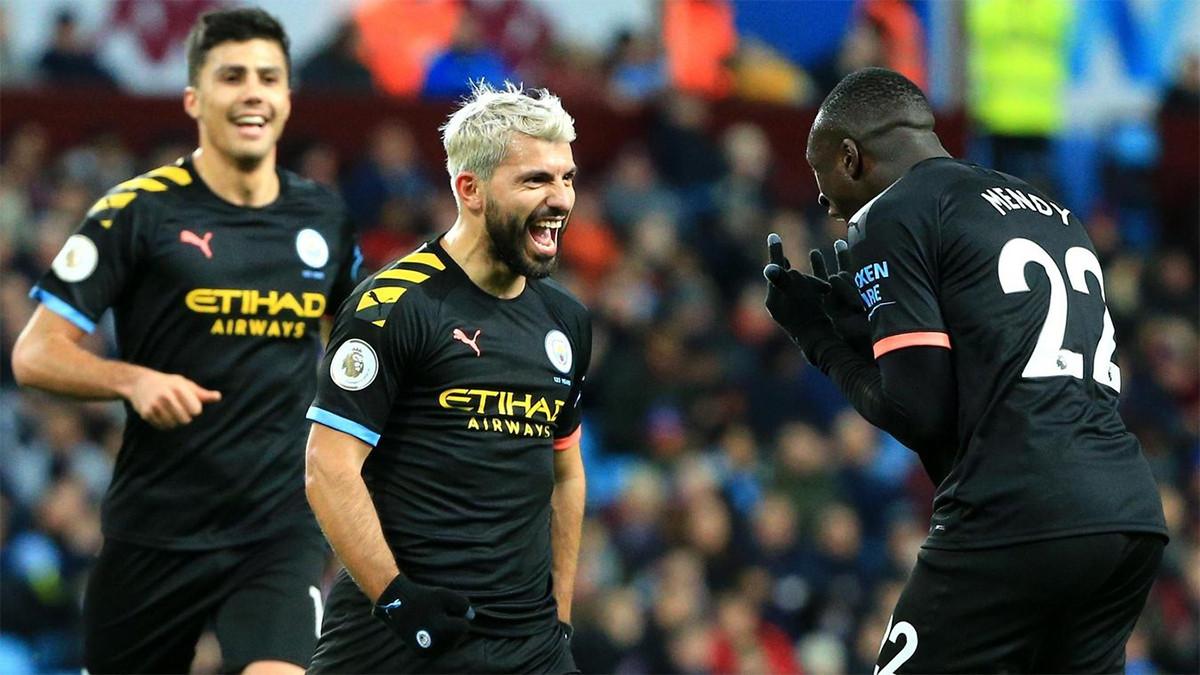 Aston Villa 1-6 Manchester City: Sergio Aguero Tinggalkan Thierry Henry dan Alan Shearer - JPNN.com
