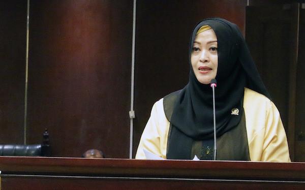 Fahira Idris: Warga Juga Berhak Sampaikan Aspirasi Dukung Anies - JPNN.com