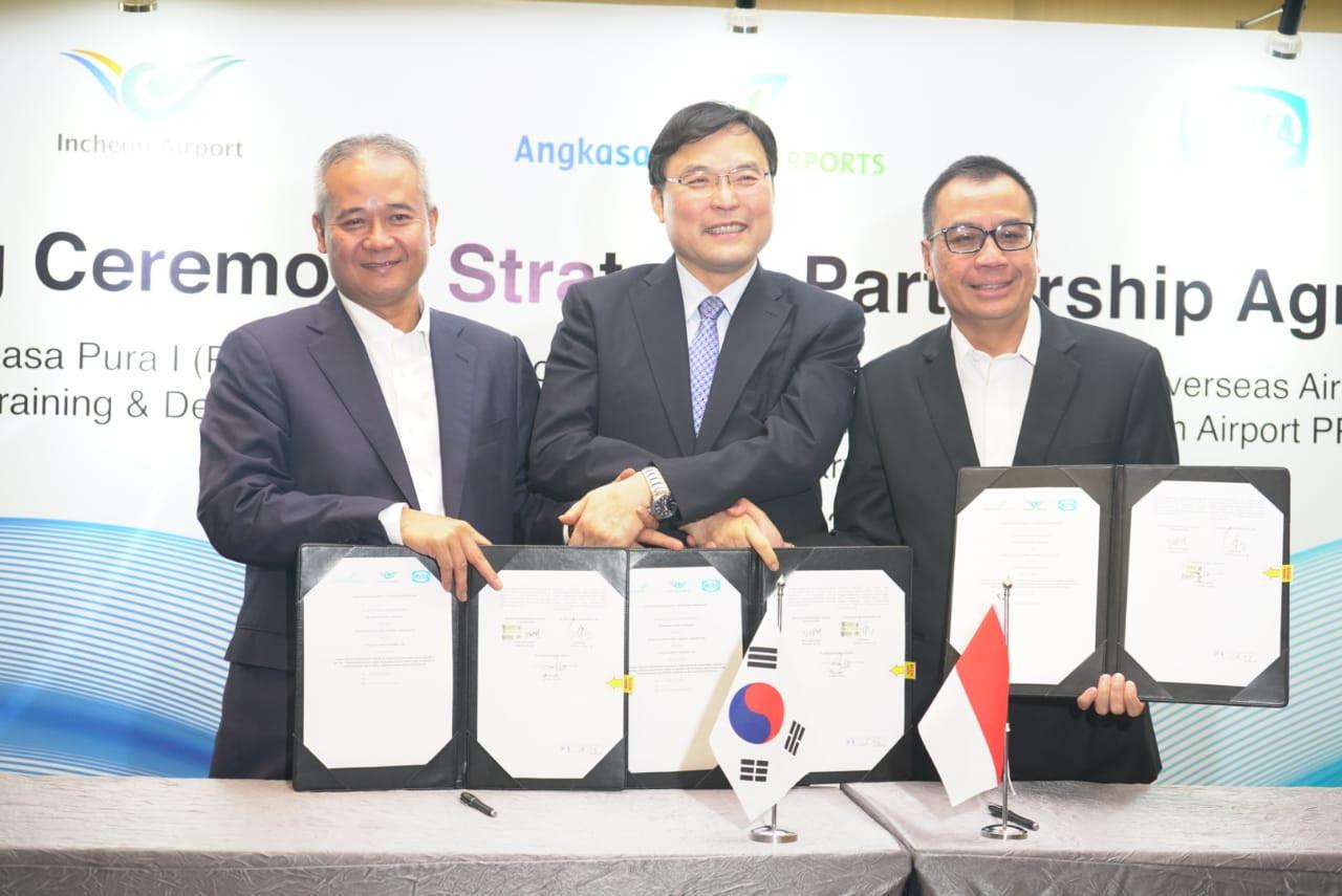 Ikuti Seleksi Pengelolaan Bandara Hang Nadim, AP I Gandeng Incheon dan WIKA - JPNN.com