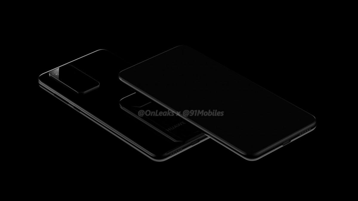 Huawei P40 Pro Akan Hadir Tanpa Dukungan Notch di Layar - JPNN.com