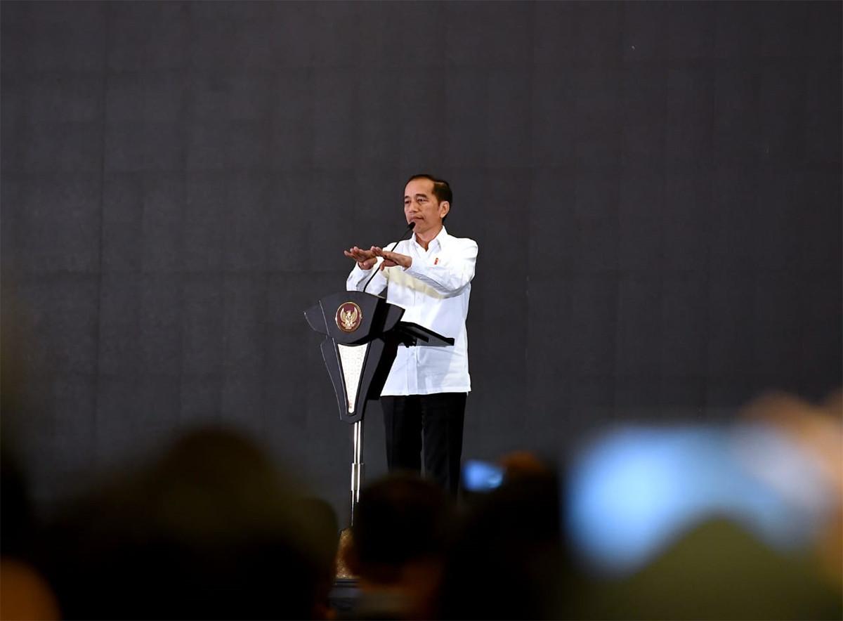 Buka IIMS, Presiden Jokowi Singgung Formula E Kebanggaan Gubernur Anies - JPNN.com