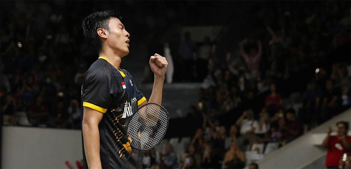 Indonesia Masters 2020: Rahasia Vito, Si Tunggal Putra Asal Sukoharjo yang Tembus 16 Besar - JPNN.com