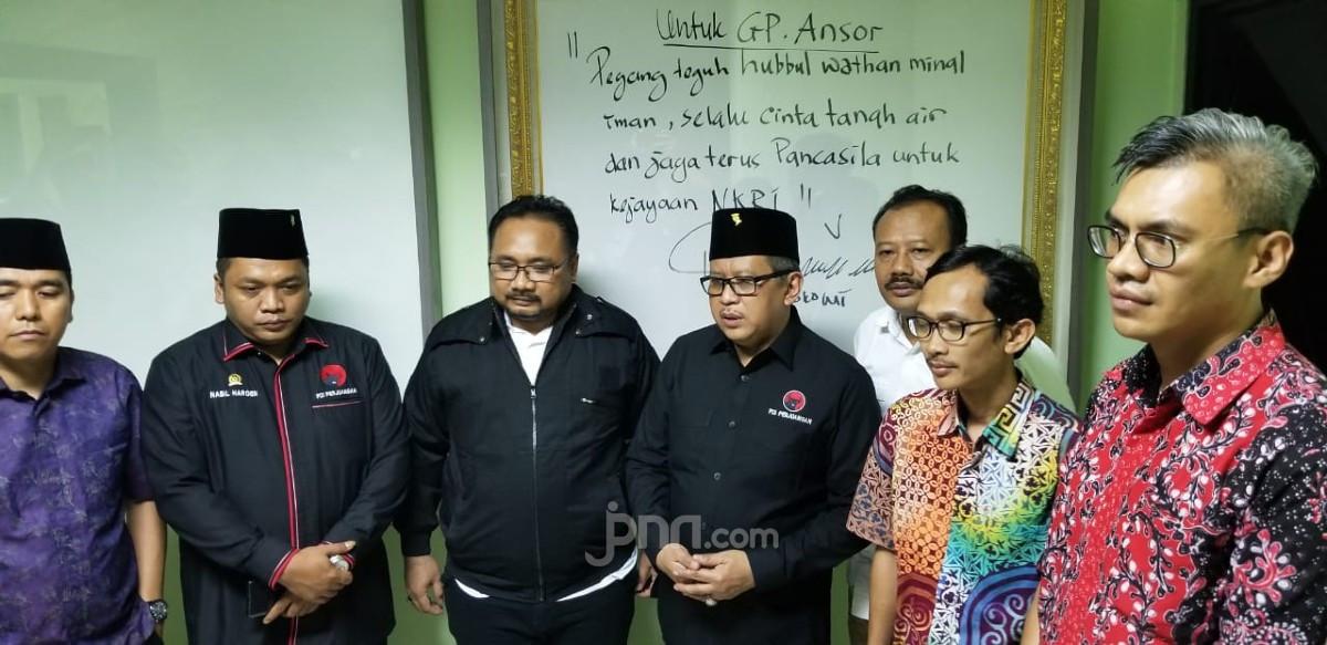pdip-dan-ansor-sepakat-bangun-indonesia-berbasis-iptek