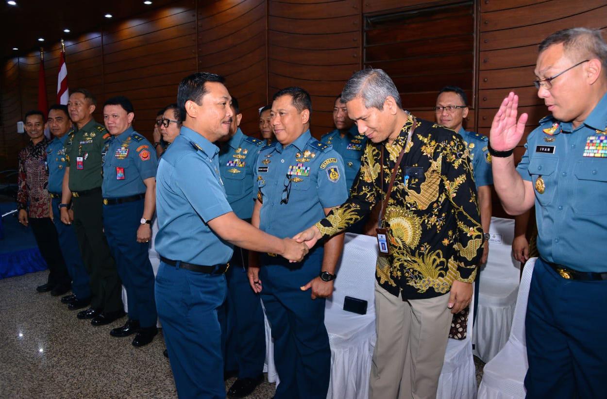 TNI AL Teken Kontrak Kerja Pengadaan Barang dan Jasa - JPNN.com