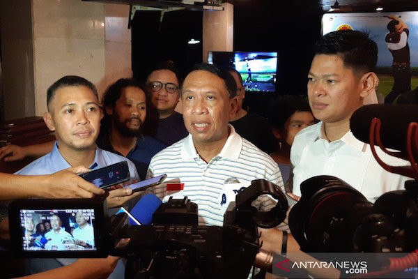 Jelang Musprov PGI Jakarta, Anak Hatta Rajasa Galang Dukungan Dari Pemilik Suara - JPNN.com
