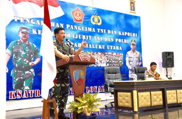 Sinergisitas TNI dan Polri Jadi Kekuatan Ciptakan Stabilitas Keamanan Nasional - JPNN.com