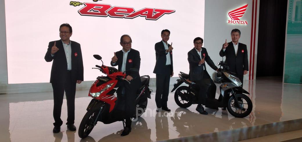 Generasi Terbaru Honda BeAT Makin Kece, Berikut Spesifikasi dan Harganya - JPNN.com