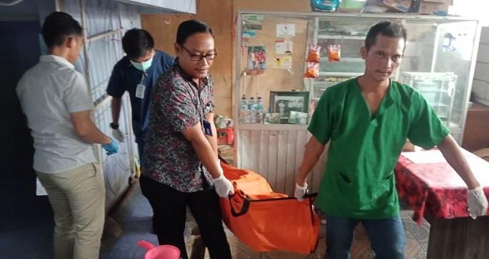 Ahmad Nasai Ditemukan Tak Bernyawa di Lingkungan Pasar - JPNN.com