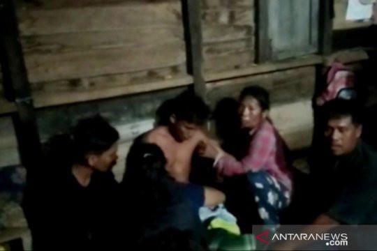 Heboh, Pria yang Dikabarkan 18 Jam Tenggelam Ini Mendadak Muncul dari dalamSungai Silau - JPNN.com