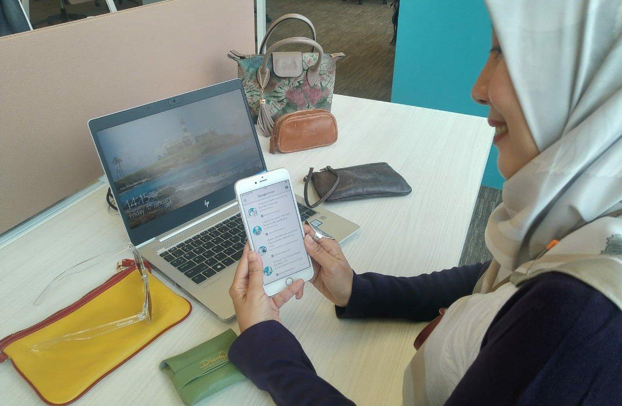 Manajer Pemasaran Produk Google Indonesia Buka-bukaan soal Tips Bisnis Online, Yuk Simak! - JPNN.com